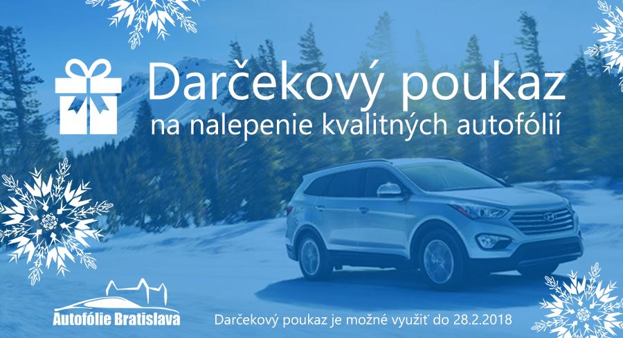 Autofólie Bratoslava