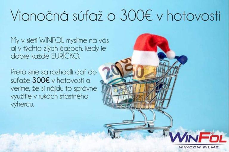 Vianočná súťaž Autofólie Bratislava