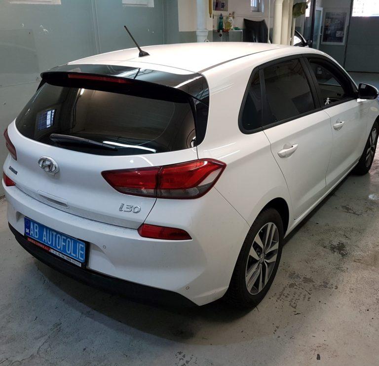 Hybridné autofólie